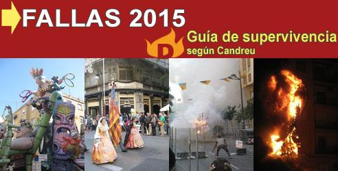 Este es el programa oficial de festejos de las Fallas de Valencia para 2015, con los actos que pueden tener interés tanto para los turistas como para los valencianos no falleros. Ante cualquier duda de cómo es cada […]