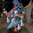 La Falla El Marjal vuelve a plantar su pato en la playa de Puçol, y con él esta curiosa semana fallera al ladito del Mediterráneo con discotecas móviles, jazz, mercado medieval y hasta entrada mora y cristiana.