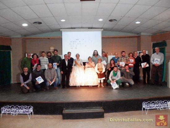 Cena de medios en Na Jordana 2015