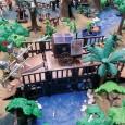 Los falleros de Duque de Gaeta-Puebla de Farnals vuelven a jugar con figuritas de Playmobil a partir de mañana, en que inauguran en su casal una exposición con más 400 figuras que buscan el Grial para traerlo a Valencia.