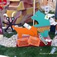 Falla Cádiz-Cura Femenía  2011: crítica a Cajamadrid y Bancaja