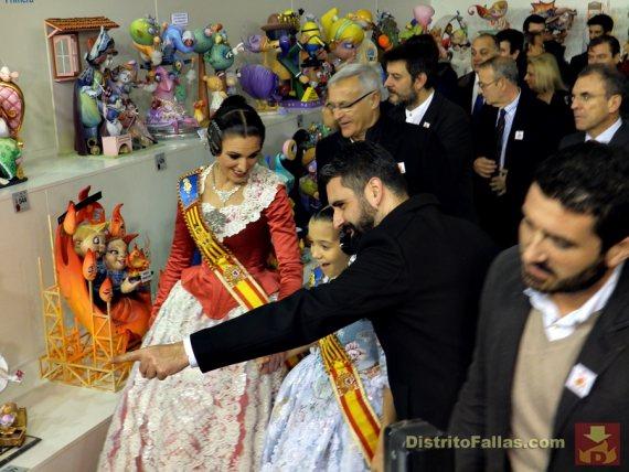 Inauguración de la Exposición del Ninot 2016