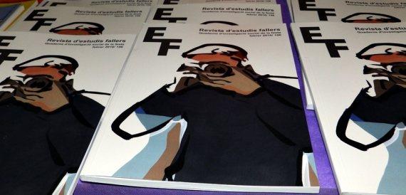 'Revista d'Estudis Fallers' número de 2016