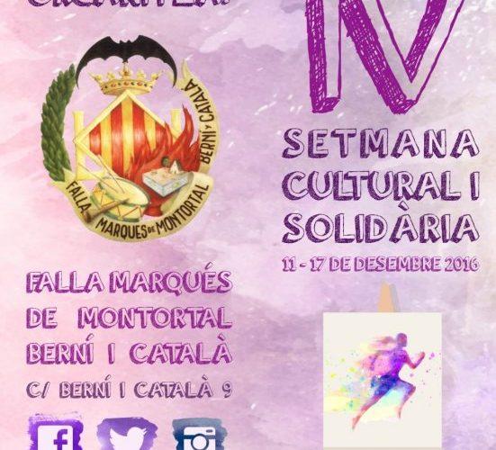 IV Semana Cutural y Solidaria de La Berni