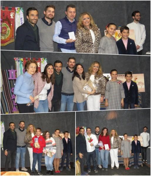 Premios en la II Semana Cultural de la Falla Ramiro de Maeztu-Humanista Furió