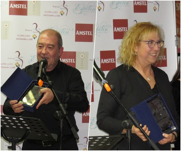 Ganadores de los Premios Latorre 2019 (Falla Borrull-Socors)