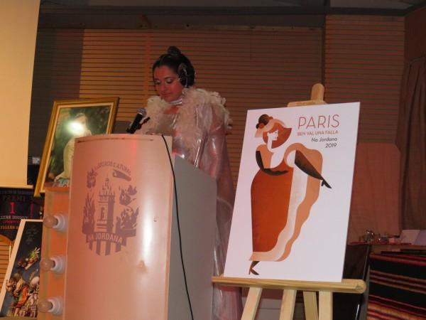 Presentación del llibret de Na Jordana 2019