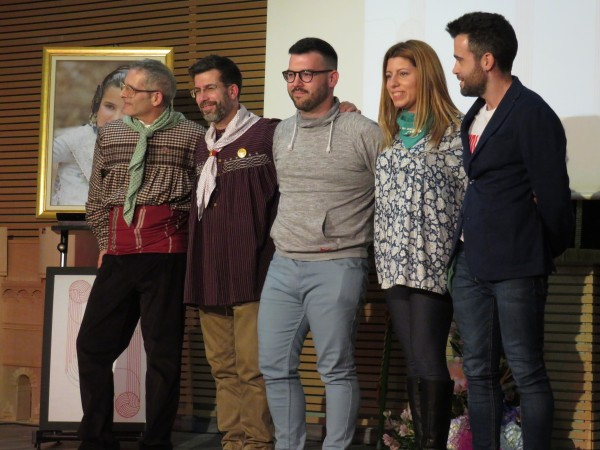 Equipo de realización del llibret de Na Jordana 2019