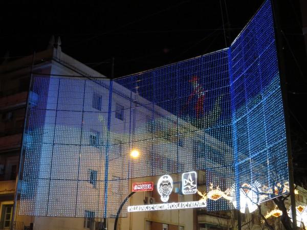 Iluminación de la Falla Duc de Gaeta 2019