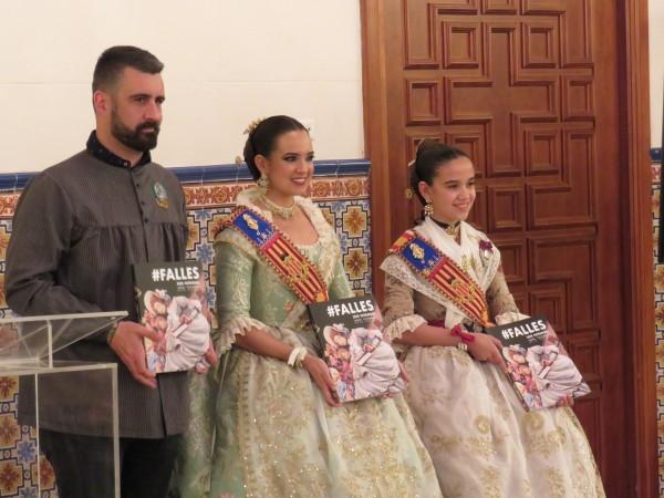 """Presentación del libro """"#Falles som patrimoni"""""""
