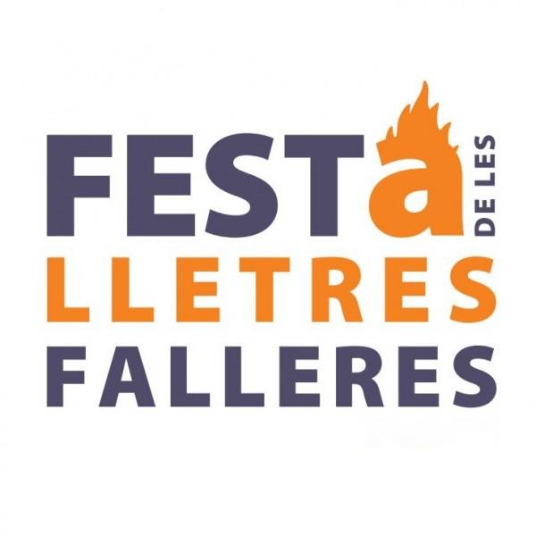 Logo de la Festa de les Lletres Falleres
