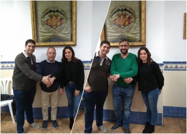 Artistas de la Falla Plaza de España para 2020