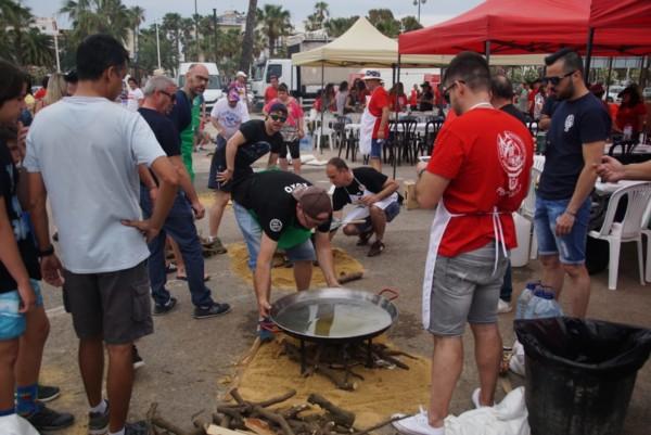 Festival de Paellas Solidario de la Agrupación de Fallas del Marítimo (2019)