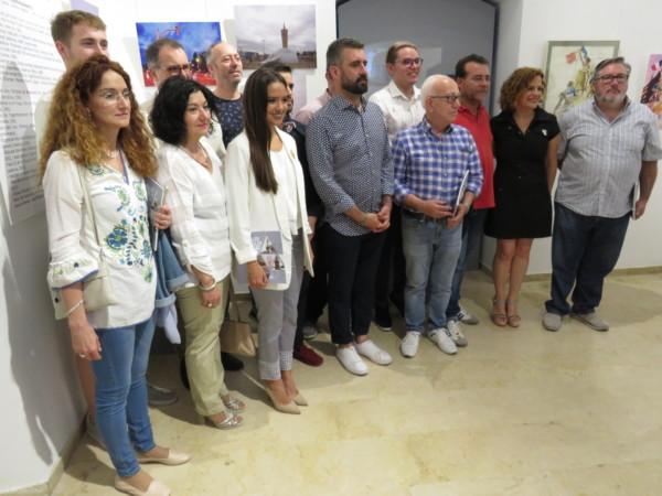 """Inauguración de la exposición """"Falles Fora de Falles"""""""