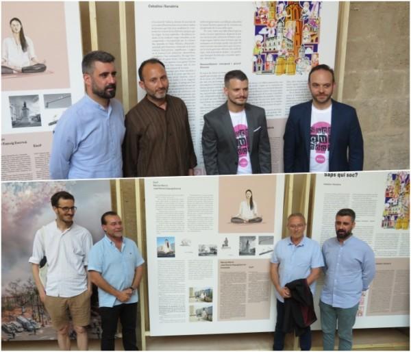 Presentación de proyectos municipales de Valencia 2020