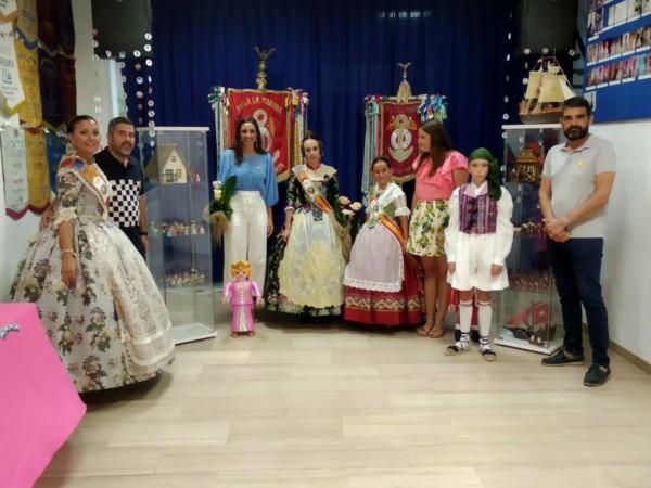 Semana cultural de la Falla La Marina (Sagunt)