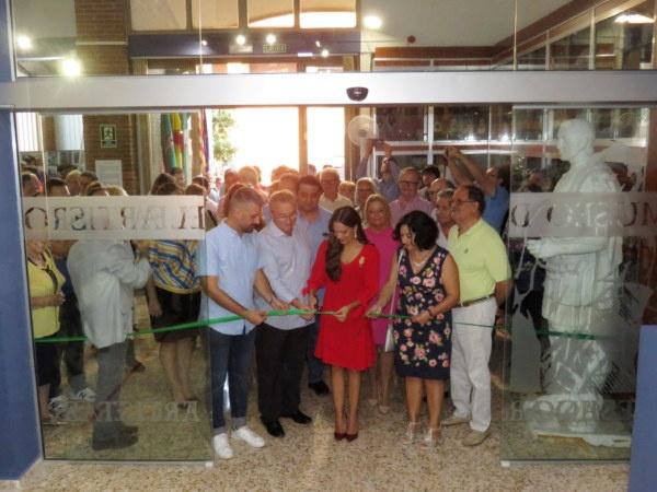Reinauguración del Museo del Artista Fallero