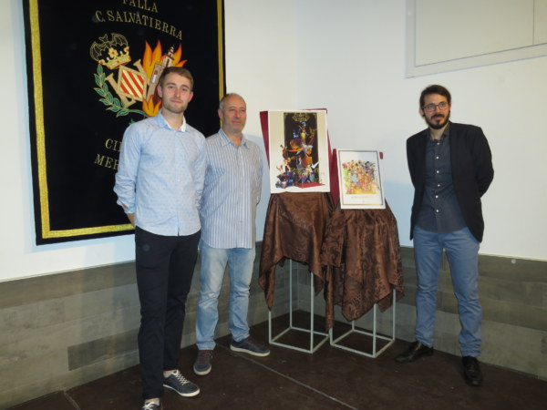Presentación de proyectos de la Falla Conde Salvatierra-Cirilo Amorós para 2020