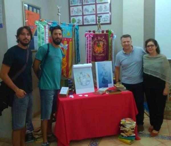 Presentación de proyectos de la Falla Plaza de Jesús 2020