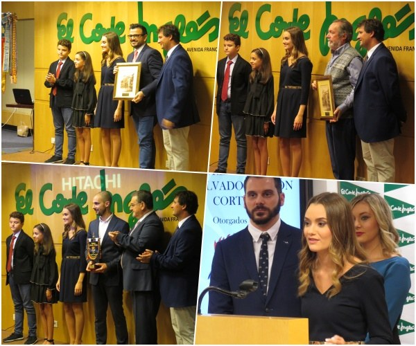 Premios Lonja 2019 (Falla Plaza del Doctor Collado)