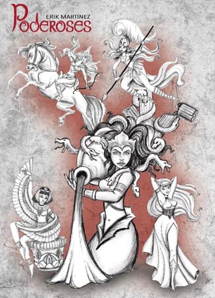 Boceto de la falla grande de Lo Rat Penat 2020