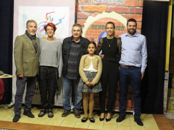 Presentación de proyectos 2020 y premio Tabalet de Santa María Micaela-Martín El Humano