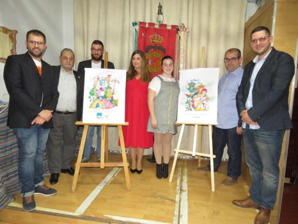 Presentación de proyectos de Cádiz-Literato Azorín 2020