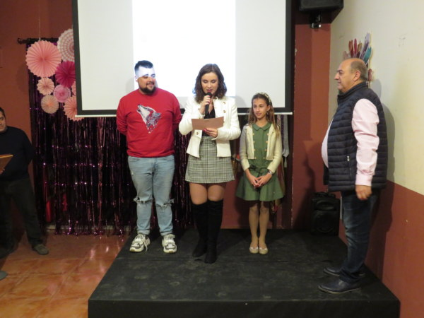Presentación de proyecto infantil de Sanchís Bergón-Turia 2020