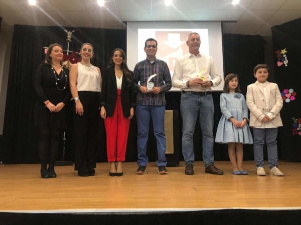 Entrega de premios Ploma Digital (Falla Sagunto-Padre Urbano) 2019