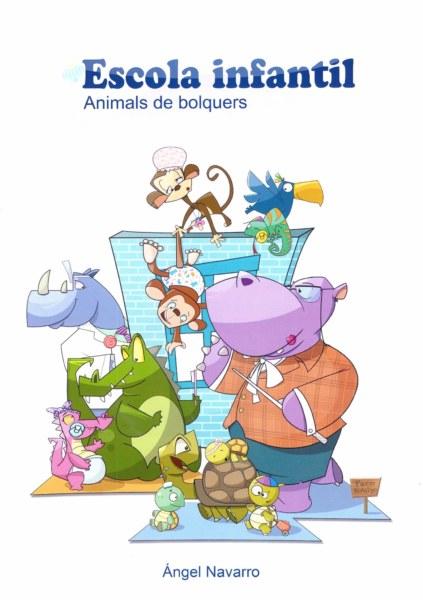 Boceto de la falla infantil de Vicente Sancho Tello-Chile 2020