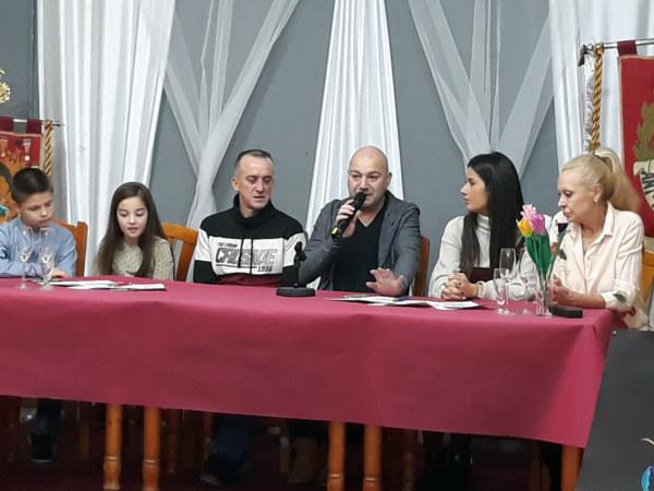 Presentación de proyectos de la Falla Antonio Molle-Gregorio Gea (Mislata) 2020