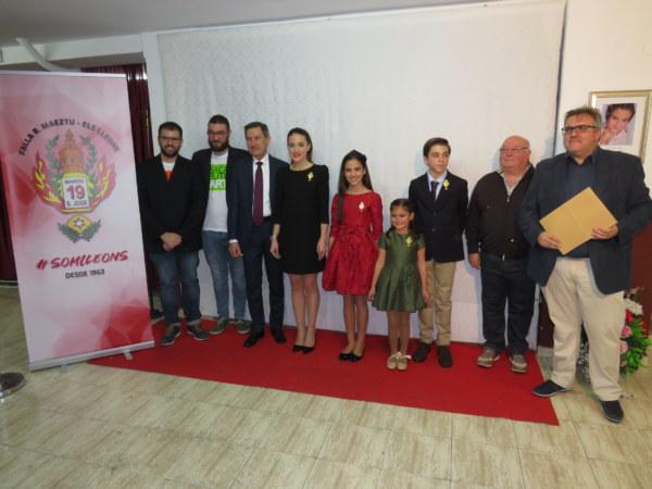 Presentación de proyectos de Ramiro de Maeztu-Leones 2020