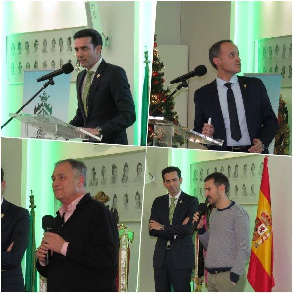 """Presentación del proyecto """"Convento más verde"""" (Falla Convento Jerusalén)"""