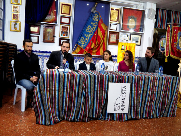 Presentación de los premios del Casal Bernat i Baldoví 2020