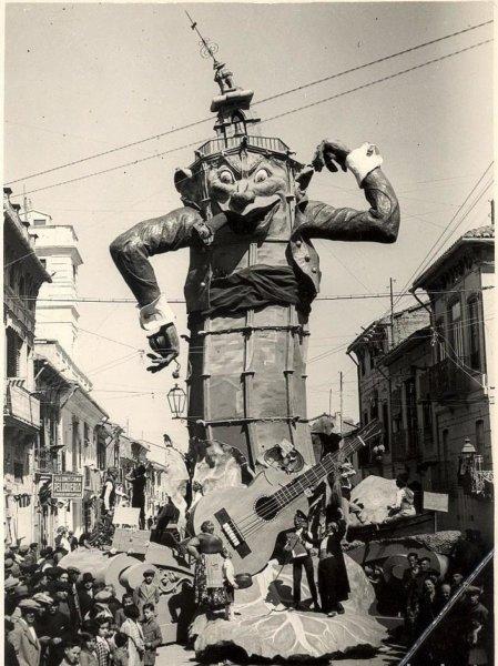 Falla Escalante (Cabanyal), 1934