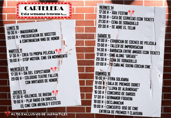Semana cultural de la Falla San Isidro (2020)