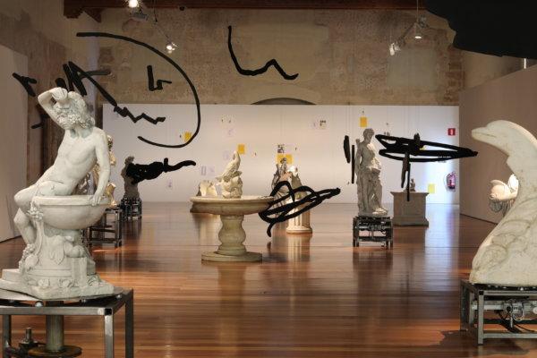 Exposición de Escit en el Centre del Carme