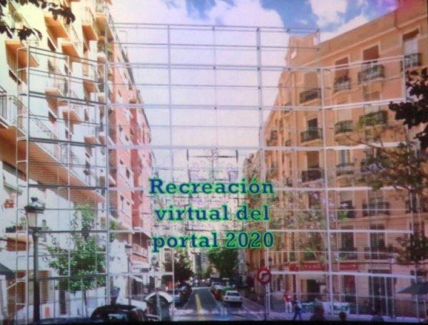Proyecto de iluminación de Cuba-Literato Azorín 2020