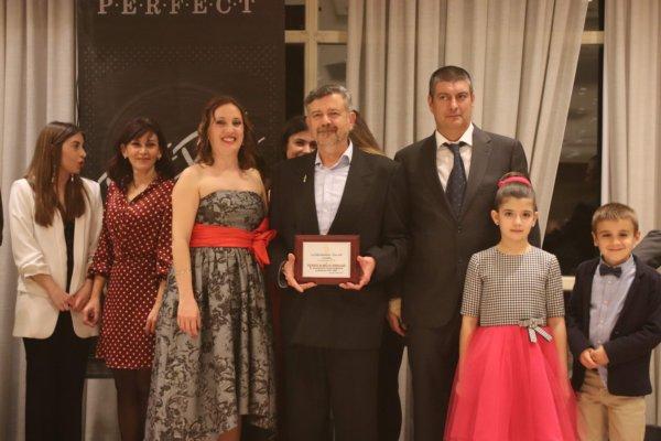 Homenaje a Vicente Almela de la Falla Bolsería