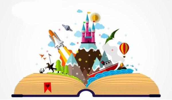 Cartel del concurso de cuentos de la Falla El Palleter (Sagunt)