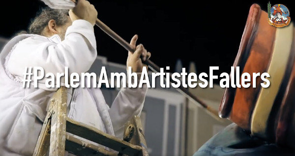 #ParlemAmbArtistesFallers (JCF)