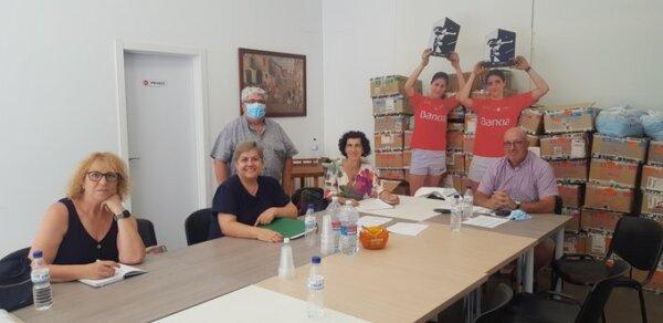Reunión de JCF con la Federació de Pilota Valenciana (foto: JCF)