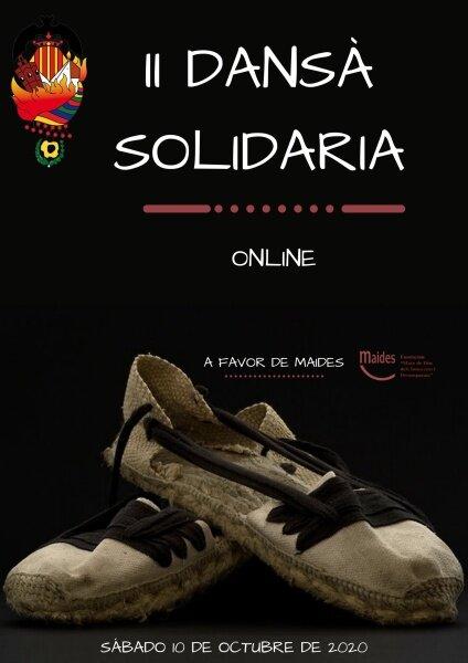 II Dansà Solidaria de la Falla Santa M. Micaela