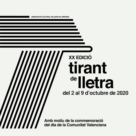 Cartel de 'Tirant de Lletra' 2020