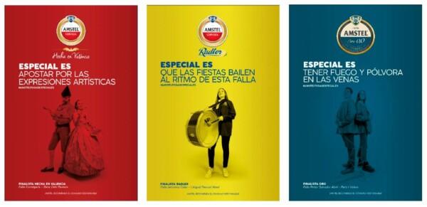 """Premios Amstel """"Unes falles de categoria"""" 2020"""