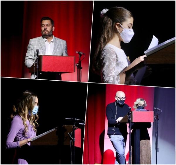 Presentación del teatro fallero 2020 (foto: Armando Romero / JCF)