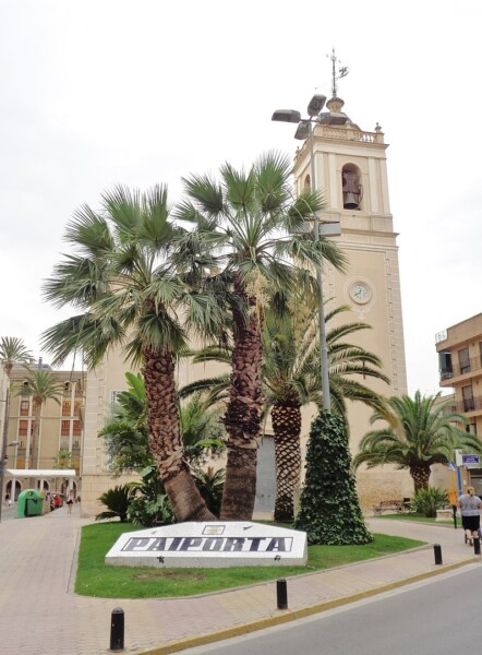 Paiporta (foto: Enrique Íñiguez Rodríguez, CC BY-SA 3.0, https://commons.wikimedia.org/w/index.php?curid=60724832)