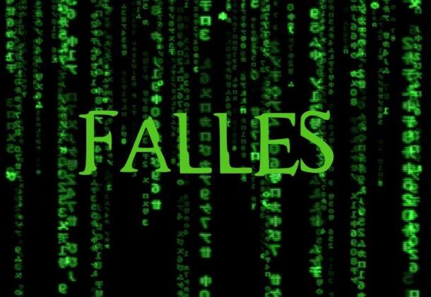 Falles en Matrix